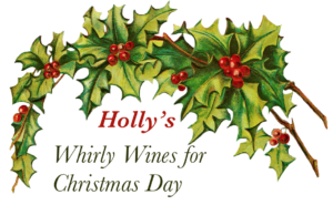 Hollys Xmas wines